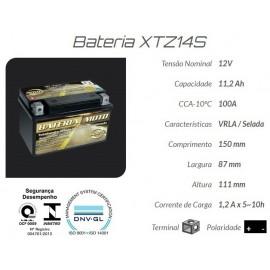BATERIA XTZ14S